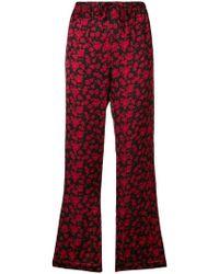Love Stories - Floral Print Pyjama Trousers - Lyst