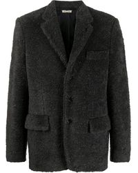 Marni テーラードジャケット - グレー