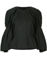 MIYAO - Structured Blouse - Lyst