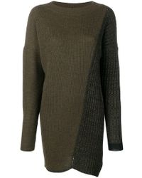 Damir Doma - Katri Knitted Long Jumper - Lyst