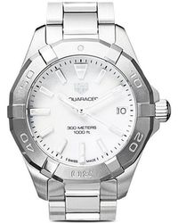 Tag Heuer - Aquaracer 32mm - Lyst