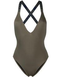 Zadig & Voltaire Reversible Swimsuit - Green