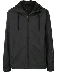The North Face Drawstring Hooded Jacket - Black