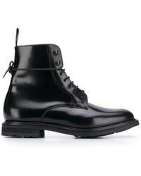 Church's Ботинки На Шнуровке - Черный
