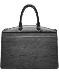 Louis Vuitton 2009 プレオウンド エピ リヴィエラ ハンドバッグ - ブラック