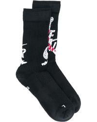 Nike Носки Jordan Legacy Jumpman - Черный