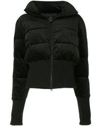 Unreal Fur パデッド ジャケット - ブラック