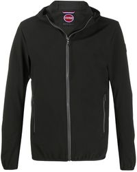 Colmar Zipped Fitted Jacket - Black