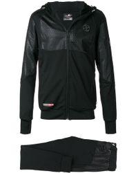 Philipp Plein - Hooded Jacket - Lyst