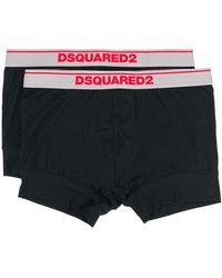 DSquared² - Boxer Shorts Met Logo - Lyst