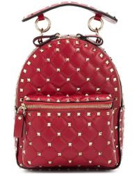 Valentino - Candy Studs Mini Backpack - Lyst