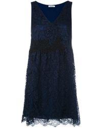 P.A.R.O.S.H. - Rift Dress - Lyst