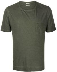 Massimo Alba - クルーネック Tシャツ - Lyst