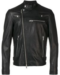 Dondup Куртка На Молнии - Черный