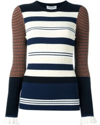 Opening Ceremony - Striped Jumper - Lyst