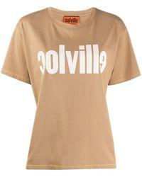 Colville Футболка С Логотипом - Многоцветный