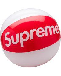 Supreme Beach Ball - Red