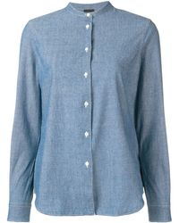 Aspesi - Loose Fitted Shirt - Lyst