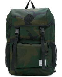 Carhartt | Camouflage Print Backpack | Lyst
