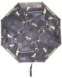 Moschino プリント 傘 - マルチカラー