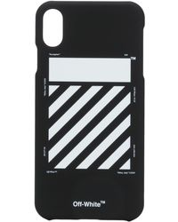 Off-White c/o Virgil Abloh Чехол Для Iphone X - Черный