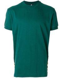 Kappa - Logo Stripe T-shirt - Lyst