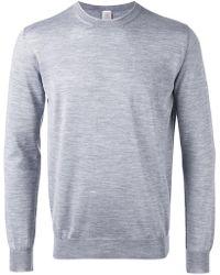 Eleventy - Light Knit Sweater - Lyst