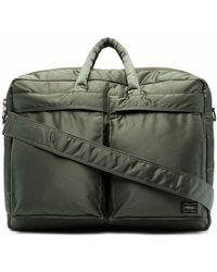 Porter Tanker Series Padded Backpack - Green