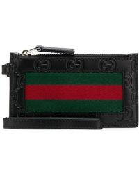 Gucci - Zipper Wallet - Lyst