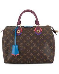 Louis Vuitton Pre-owned Speedy 30 Handtasche - Braun