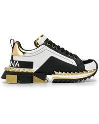 Dolce & Gabbana - Super King Sneakers - Lyst