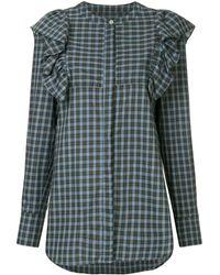 Macgraw Signal チェックシャツ - マルチカラー