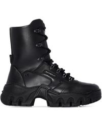 Rombaut Boccaccio Ii Lace-up Boots - Black