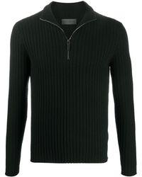 Iris Von Arnim ロングスリーブ セーター - ブラック