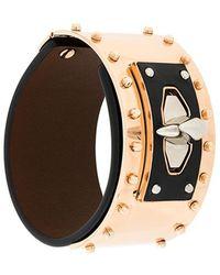 Givenchy - Shark Tooth Studded Bracelet - Lyst