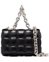 Bottega Veneta С Сумка The Chain Cassette - Черный