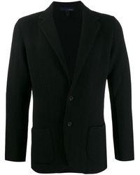 Lardini シングルジャケット - ブラック