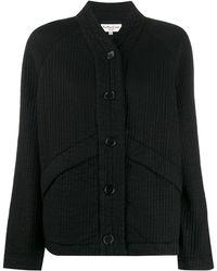 YMC ステッチディテール ジャケット - ブラック