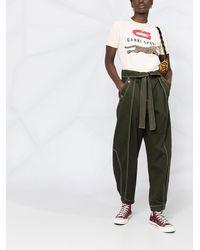 Ganni - グラフィック Tシャツ - Lyst