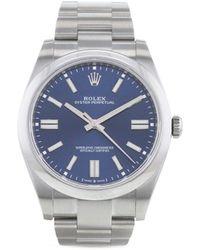 Rolex - Наручные Часы Oyster Perpetual Pre-owned 41мм 2020-го Года - Lyst