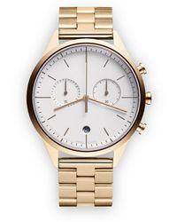 Uniform Wares Reloj C39 Chronograph - Metálico