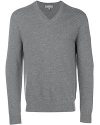 N.Peal Cashmere カシミア セーター - グレー
