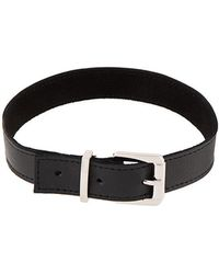 Manokhi - Buckled Collar - Lyst