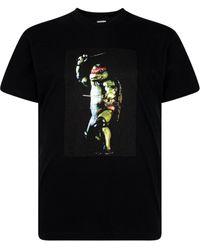 Supreme Raphael Tシャツ - ブラック