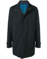 Paul Smith Куртка Свободного Кроя - Черный