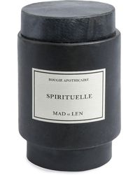 Mad Et Len Spirituelle Bougie Monarchia Candle - Black