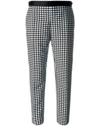 DSquared² 'babe Wire' Trousers - Black