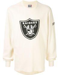 Supreme Raiders ワッフル Tシャツ - ホワイト