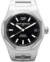 Girard-Perregaux ロレアート 42mm - ブラック