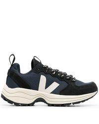 Veja Chunky Sneakers - Blauw